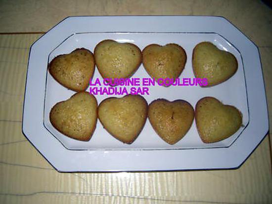Recette de g teau coeur tendre recette pour la saint valentin - Coeur pour la saint valentin ...