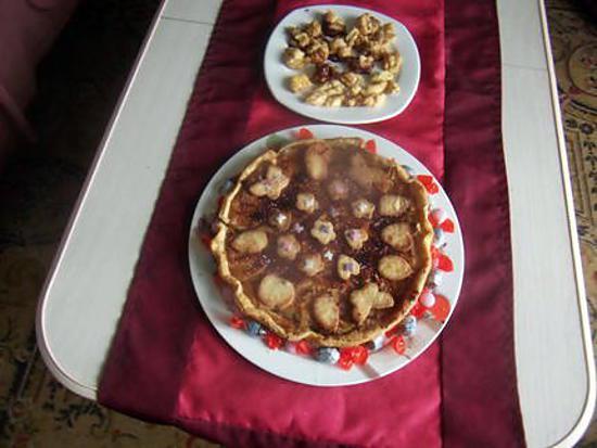 Recette gateau tarte pomme mascarpone