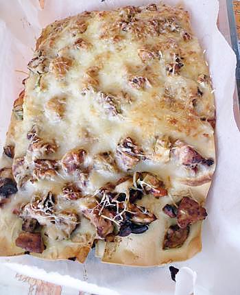 recette de lasagnes poulet et l gumes printaniers mes premi res lasagnes. Black Bedroom Furniture Sets. Home Design Ideas
