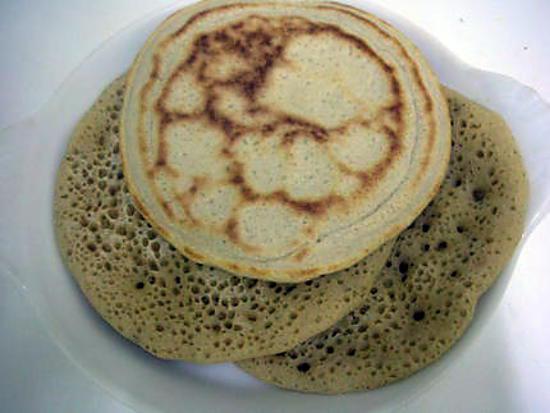 recette de baghrir ou cr 234 pes de l afrique du nord sans lait ni oeuf