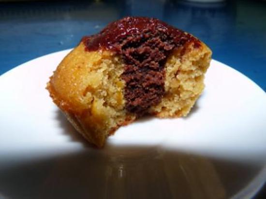 recette Muffins orange - chocolat