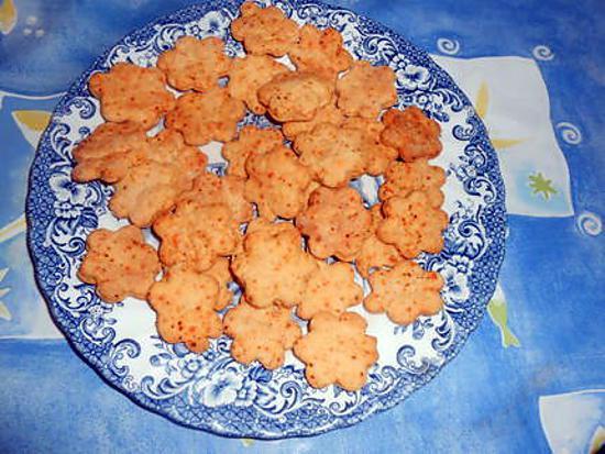 recette Crackers au piment d espelette