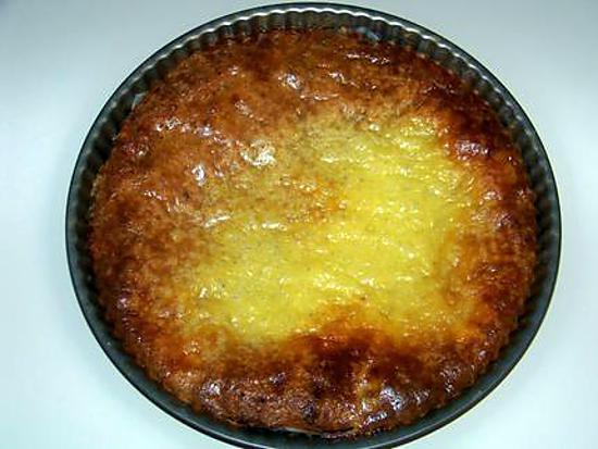 "recette ""tarte au sucre dessert"" ch'ti"