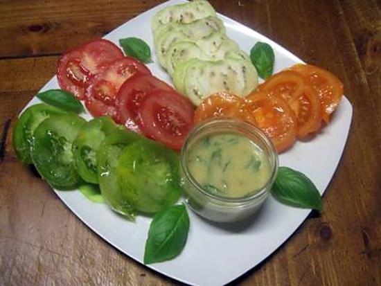 Recette d 39 assiette fra cheur de tomates for Chips carotte micro onde
