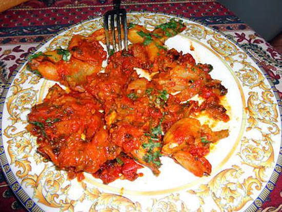 Recette de cuisses de grenouille sauce tomate - Cuisiner cuisses de grenouilles surgelees ...