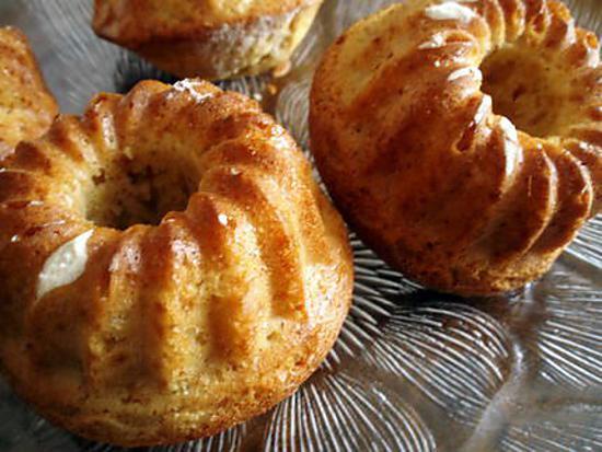 recette petits gâteaux au cidre