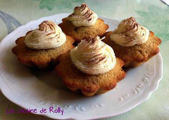 recette Cupcakes tiramisu