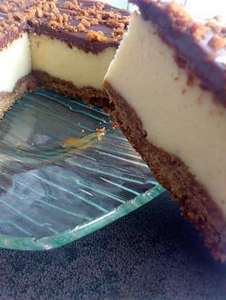 recette Cheesecake au chocolat facile