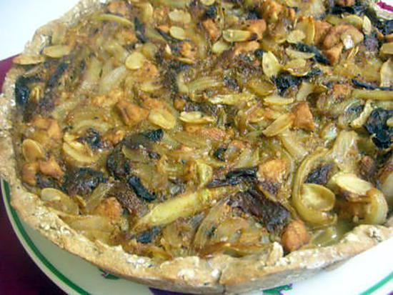 recette Tart'OPPAS ou tarte salée sucrée