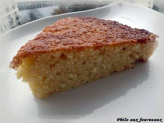 recette Gâteau fondant à la noix de coco