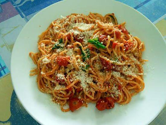 Spaghetti alla scarpara 430