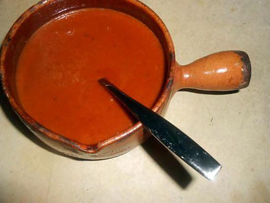 recette Sauce barbecue maison