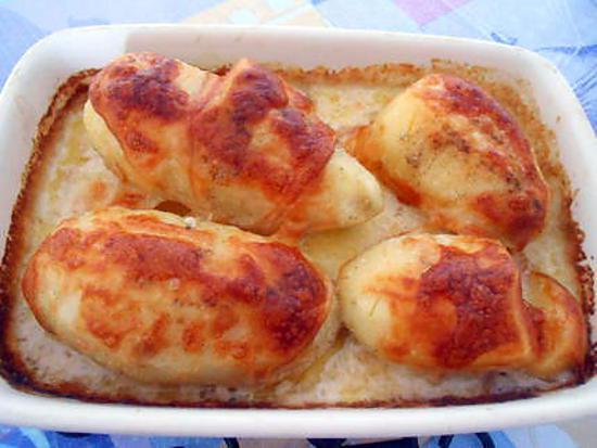 Pomme de terre au four avec fromage 430