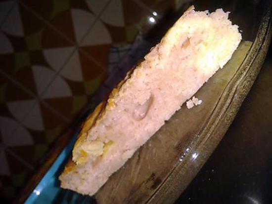 recette Gateaux marbré a la fraise et au citron