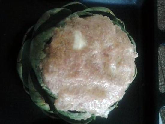 recette artichaut
