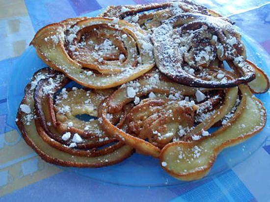 Mes beignets en spirale 430