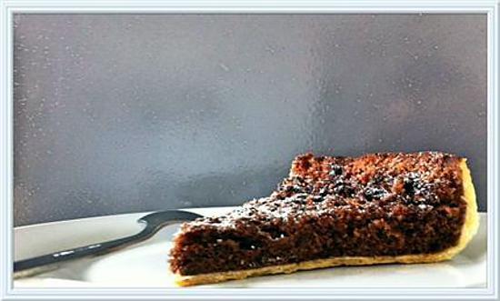 recette Tarte brownie