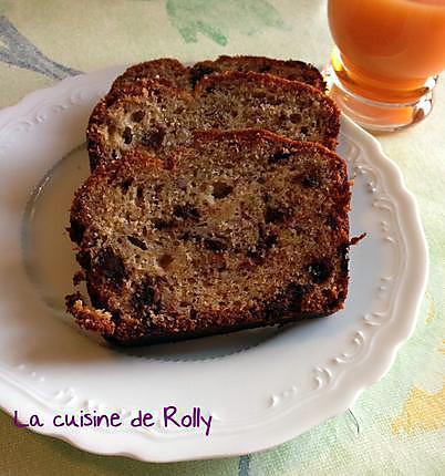 recette Banana bread d'Amélie