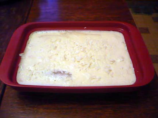 recette Tiramisu au chocolat blanc