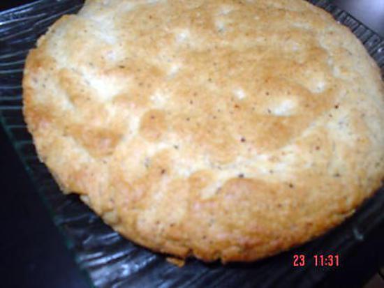 recette Gâteau-Cookies, noisettes et toblerone