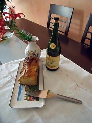 recette CAKE NORMAND (de Lydie 44)
