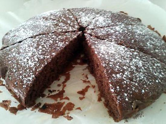 recette gateau au chocolat fondant leger – les meilleures recettes
