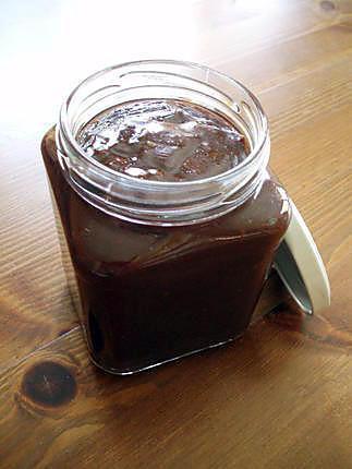 recettes pate a tartiner avec chocolat en poudre