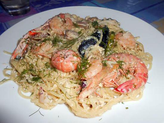Poisson (carbonara di pesce) 430