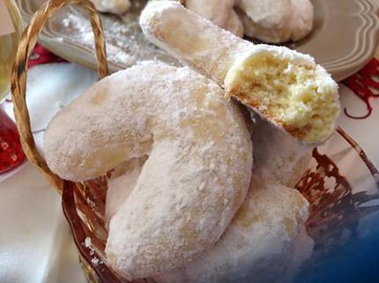 Petit gateaux de noix de coco