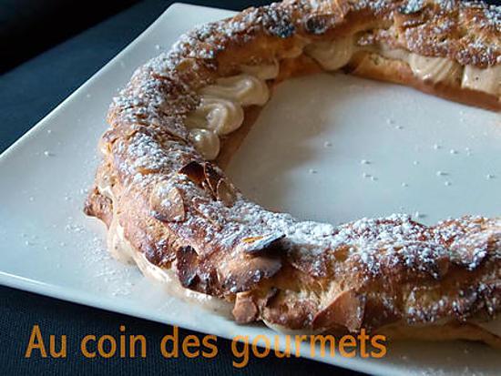 recette Paris brest