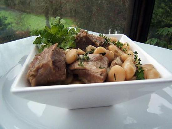 recette Haricot de mouton parisien