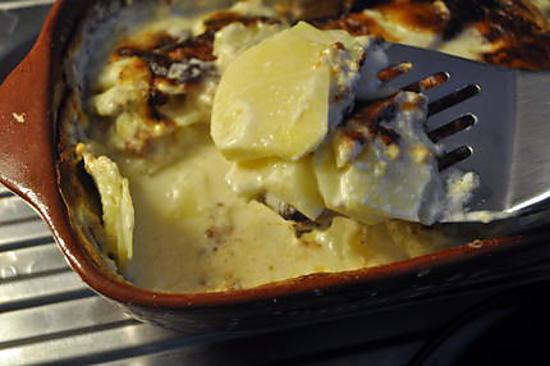 recette Gratin de Pommes de Terre (le secret c'est la cuisson)