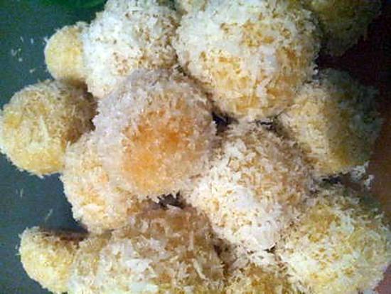 recette Boule de coco , Patisserie orientale