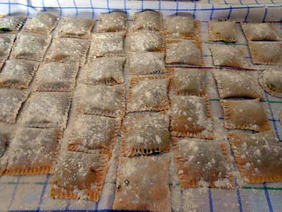 Tortelloni ricotta blette 430