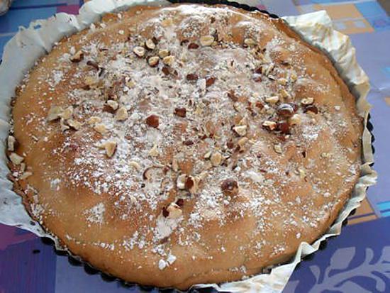 Torta crema cioccolato e nocciole (chocolat et noisettes) 430