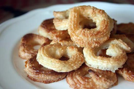 Recette De Biscuits Aux Amandes Glaces