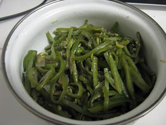 recette Haricots verts de maman
