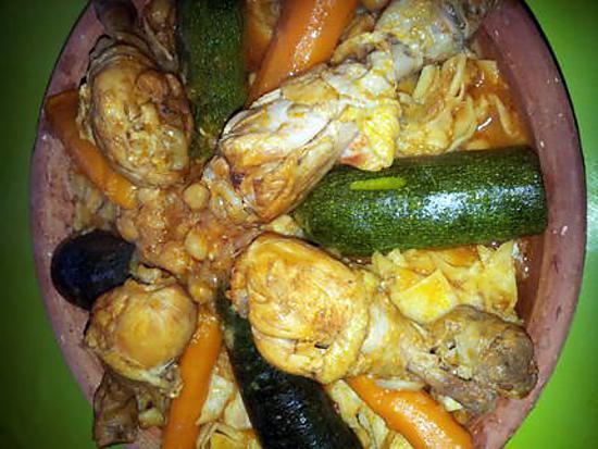 Recette d 39 el fissa algerien for Dicor de cuisine algerienne