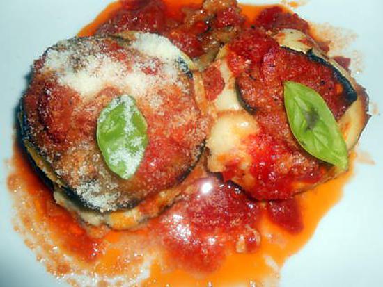Torrette di melanzane e pasta (aubergines) 430