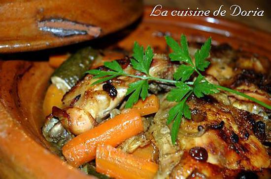 Tajine Poulet Legumes Related Keywords & Suggestions ...