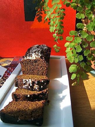 recette Cake noir