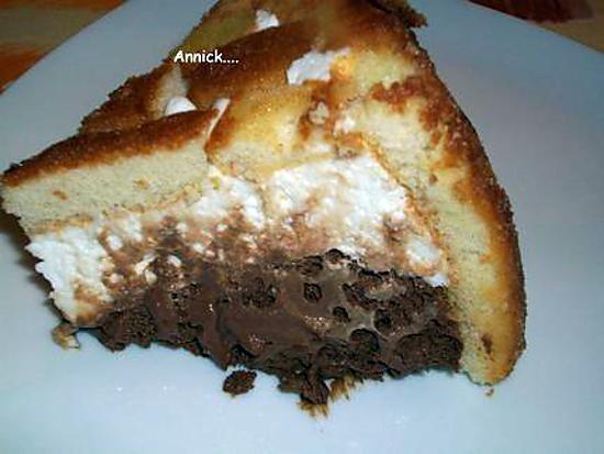 recette charlotte chocolat-noix de coco