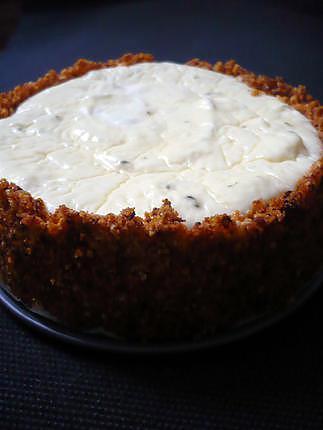 recette Cheesecake au chèvre frais et aux tomates séchées