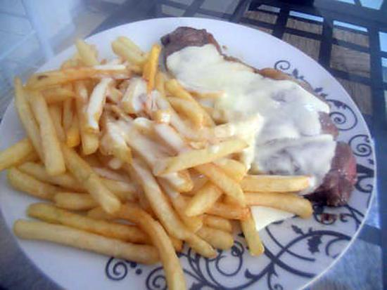 recette Boeuf sauce fromage