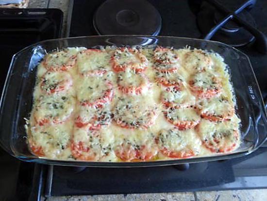 Recette De Gratin Aubergines Tomates Mozzarella