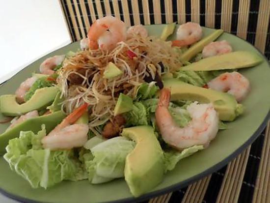 Recette de salade de chou chinois - Comment cuisiner le choux chinois ...