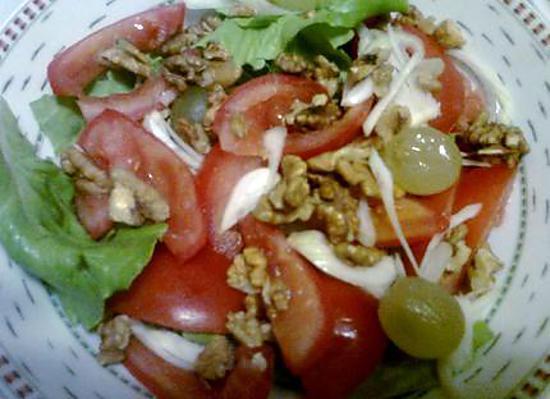 Salade composée 430
