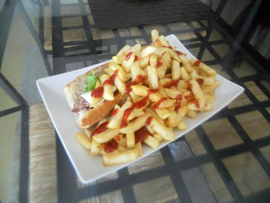 """Americain Maison recette de sandwich """"américain"""" maison"""