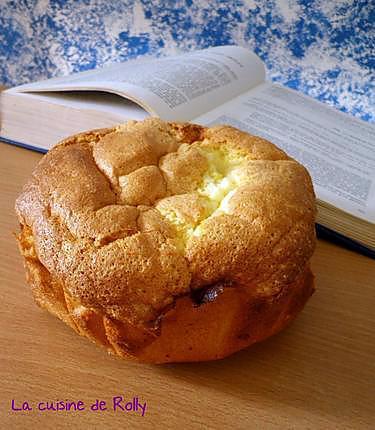 recette Gâteau de Savoie