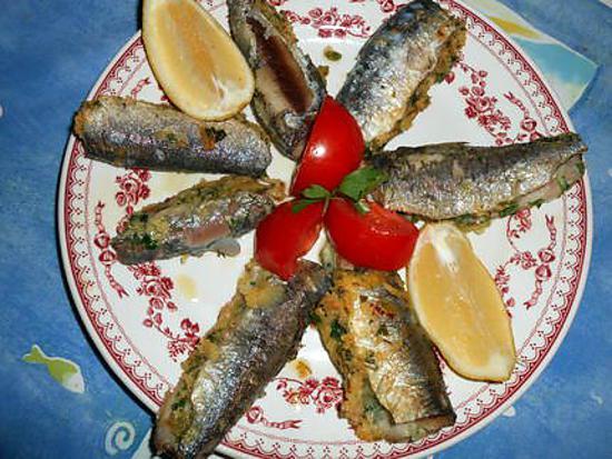 recette de filets de sardines farcis au comt. Black Bedroom Furniture Sets. Home Design Ideas